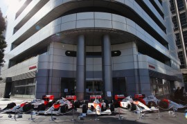 Honda Holds Press Conference Prior To 2015 Formula One World Championship