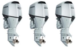Exhibe Honda nuevos motores fuera de borda en el Salón Náutico Internaci…
