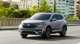 Honda CR-V se mantiene como el producto estrella de la marca