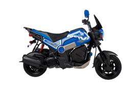 Honda NAVi, ideal para motociclistas dinámicos y aventureros