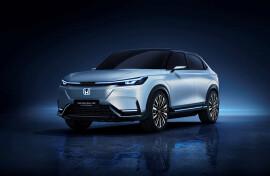 Honda SUVe
