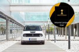 Honda e, nombrado Mejor Auto Urbano en los prestigiosos World Car Awards…