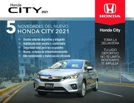 Infografía City 2021