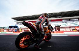 Preparado Repsol Honda Team para el GP de Barcelona-Catalunya