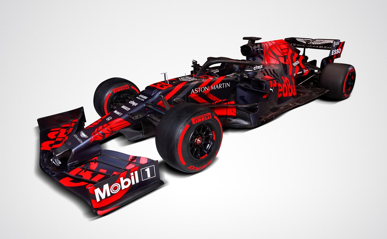Red Bull one-off livery revealed