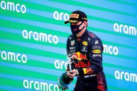 Max Takes P2 At The Spanish Grand Prix