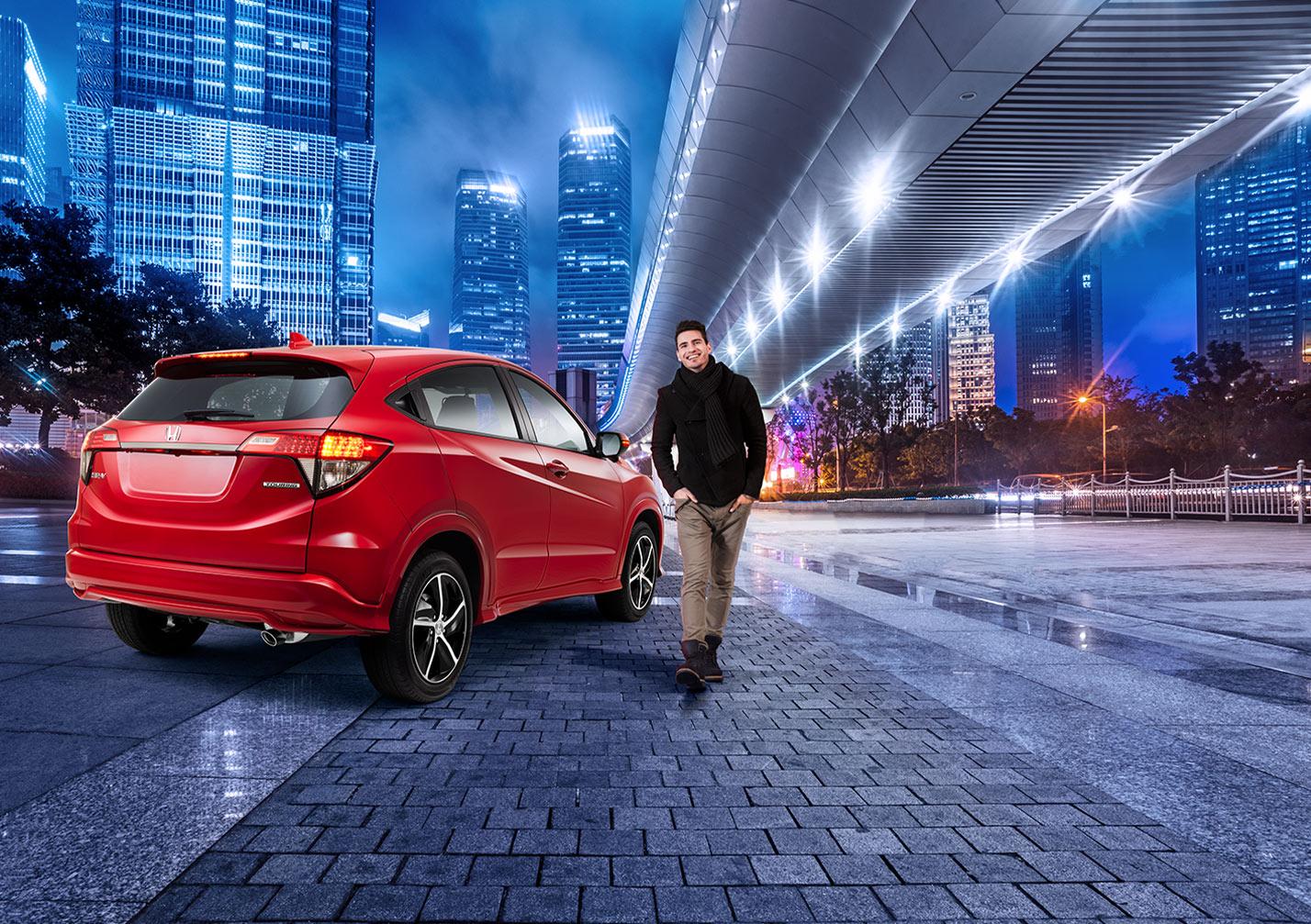 Honda® HR-V